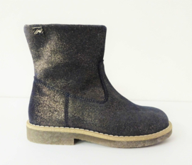 EB Shoes enkellaarzen - goud