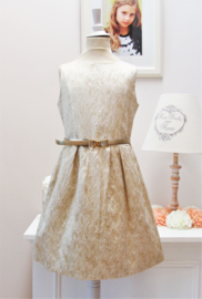 SPECIAL DAY communie / bruidsmeisje jurk - goud