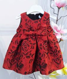 ALICE Pi. jurk - rood