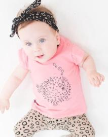 NOESER t-shirt - roze