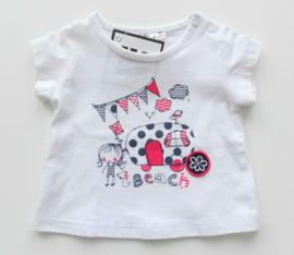UBS2 t-shirt - wit