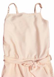 DIAMANTE BLU jumpsuit - nude