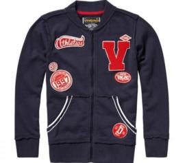 VINGINO vest - blauw