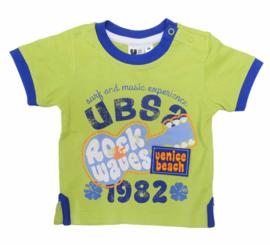UBS2 t-shirt - groen