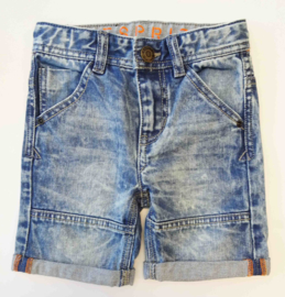 ESPRIT short denim - blauw