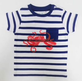 BLUE BAY t-shirt met strepen
