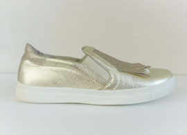 EB Shoes slip-on - goud