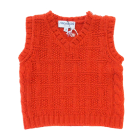 SIMONETTA trui zonder mouwen