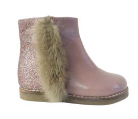 OCA-LOCA korte laarzen - roze