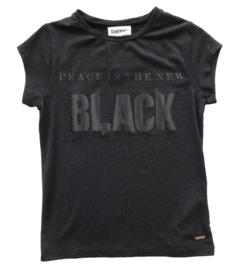 COST BART t-shirt - zwart