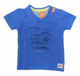 BBL by BEEBIELOVE t-shirt - blauw