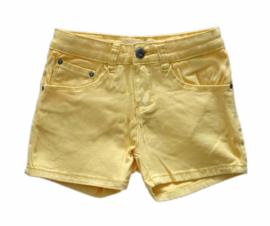 Short - geel