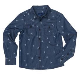 BRIAN & NEPHEW overhemd