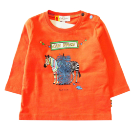 PAUL SMITH longsleeve - oranje