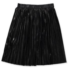 COST BART plissé rok - zwart