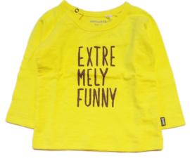 IMPS&ELFS t-shirt -geel