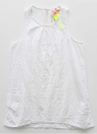 MANILA GRACE blouse - ecru