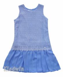 BLUE BAY communie jurk - lichtblauw