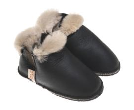 BABBI pantoffels - bruin