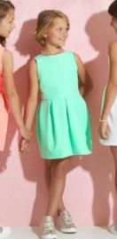 DIAMANTE BLU jurk - groen