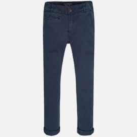 NUKUTAVAKE MAYORAL broek - blauw