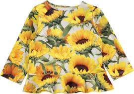 MOLO longsleeve zonnebloemen