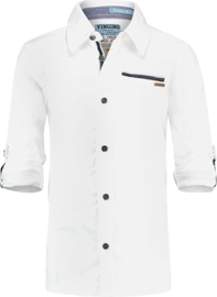VINGINO overhemd - wit