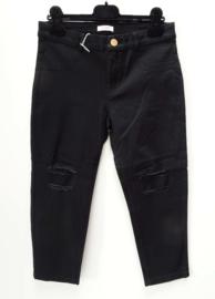 FRACOMINA broek - zwart
