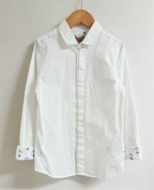 SCOTCH&SODA overhemd - ecru