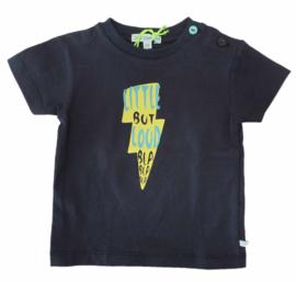 BLA BLA BLA t-shirt - blauw