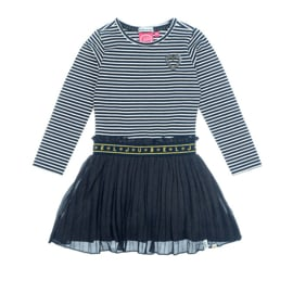 JUBEL jurk met strepen