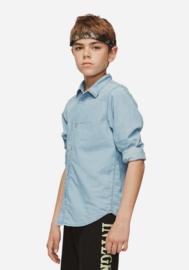 MOLO overhemd - denim