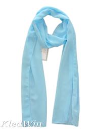 RTB RITA sjaal - lichtblauw
