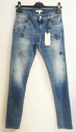 KOCCA  skinny jeans - blauw