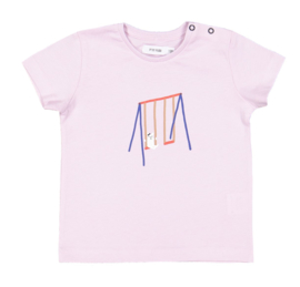 FILOU & FRIENDS t-shirt - roze