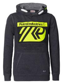 Petrol Industries hoodie - grijs