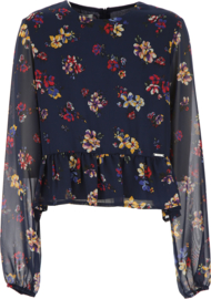 LIU-JO blouse - blauw