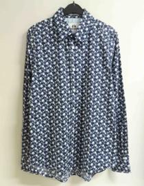 COST BART overhemd - blauw