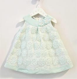 BABY GRAZIELLA jurk - mint