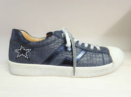 EB Shoes sneakers - blauw