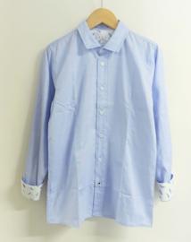 R.E.D by ALETTA overhemd - lichtblauw