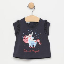 UBS2 top Unicorn - blauw