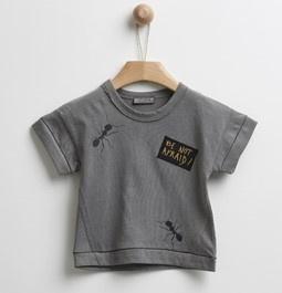 YELLOWSUB t-shirt - grijs