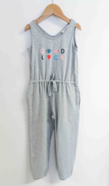 NICE THINGS MINI jumpsuit Good Luck - grijs