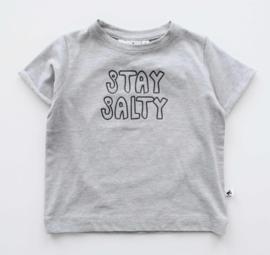 COS I SAID SO t-shirt - grijs