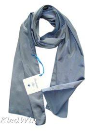 DIAMANTE BLU sjaal - mistblauw