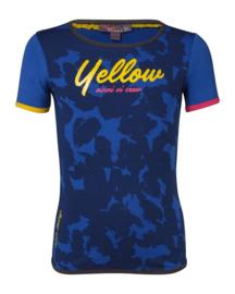 Ninni Vi t-shirt - blauw