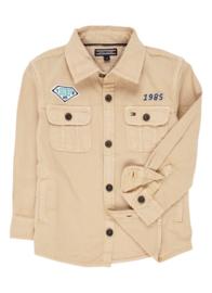 TOMMY HILFIGER overhemd - beige