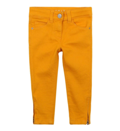 ESPRIT skinny jeans - okergeel