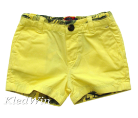 PAUL SMITH short - geel